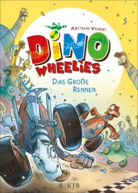 Dino Wheelies